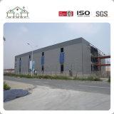 Magazzino professionale della costruzione prefabbricata della struttura d'acciaio dell'indicatore luminoso di disegno di Constructure