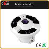 Schutz gegen des Diebstahl-960p Monitor-Kamera-Überwachung Birnen-Starkstromleitung IP-der Kamera-weiße LED helle