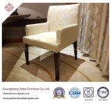 Mobília do hotel do lazer com a poltrona da tela do quarto (YB-O-15)