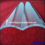 Manufacurer transparentes Lichtbogen-Quarz-Glas Windows