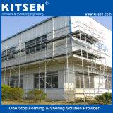 販売(オーストラリア)のためのKitsenアルミニウムKwikstageの足場