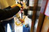 商業フローズンヨーグルト機械3味の歩くSitckのソフトクリーム機械