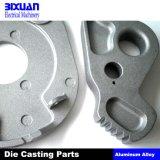 La pressofusione il pezzo fuso d'acciaio del pezzo fuso di alluminio della parte della pressofusione