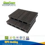 新しい突き出されたWPCのDeckingの木製の質のフロアーリング