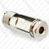 Pl259 разъем струбцины UHF So239 Jack женский прямо для кабеля LMR195 Rg58 Rg142 3D-Fb