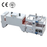 Constructeur automatique de machine à emballer de rétrécissement de cachetage de chemise