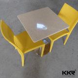 Kkrはレストランの喫茶店のビストロ椅子および表をカスタマイズした