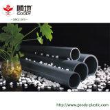 Fabricante modificado para requisitos particulares marca de fábrica del tubo del abastecimiento de agua de la chuchería PVC-M