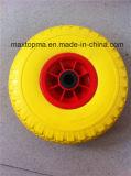 الصين لون [بو] زبد مسطّحة حرّة [هندترولّي] عجلة