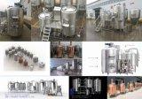 ビール醸造所ビール発酵タンクビール醸造のためのビール醸造所の格納庫のビール醸造所の鉄骨構造の建物