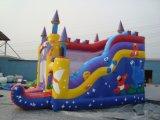 Het opblaasbare Huis van Bouncy van de Prinses van de Fee (Cs-069)