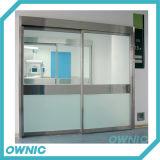 ICU Raum-automatische Nicht-Hermetische Tür