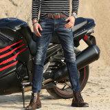 Сломленные моя джинсыы человека с специальной картиной на Waistband (HDMJ0011-17)