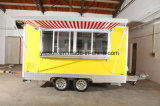 Mobiler Nahrungsmittelschlußteil für Verkauf