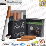 필름을 포장하는 BOPP 담배 또는 화장품