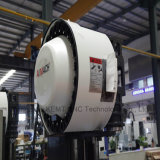 三菱-システムハイエンドCNCの訓練および機械化の旋盤(MT50B-24T)