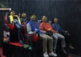 театр 7D тележки оборудования 5D кино 12D самонаводит кино