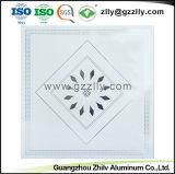 Materiales de Construcción Wholesales Square Clip en los paneles del techo de aluminio Poliméricos