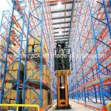 Estante ajustable de la paleta del almacenaje del almacén de la alta calidad (VNA)