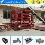 Hydraulischer automatischer Ziegeleimaschine-Preis des Kleber-Qt4-15 in Ghana