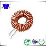 Индуктор кольца феррита катушки провода медной замотки высокого качества магнитный