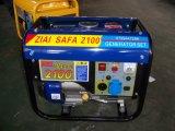 CER GS genehmigt die 4 Anfall-Luft-kühlen Benzin-Generator 4kw 4.5kw