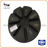 10 mm de espessura com almofada de polir de resina de metal, Ferramenta de Polimento de Pedra Profissional, Ferramenta de abrasivos para betão, piso.