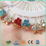 30 parti decorative della farfalla della sciarpa musulmana di cristallo variopinta della testa di Pin diritto di Hijab