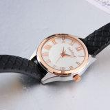 La parte superior de la marca de lujo reloj de cuarzo vestimenta femenina señoras reloj de pulsera