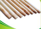 Maneta de madera del cepillo de la escoba de la alta calidad