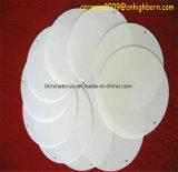 Fetta di ceramica Polished fine dell'allumina Al2O3 di 95%