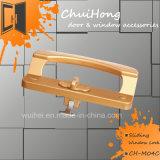 Maniglia di portello unica della serratura del hardware della finestra di buona qualità e maniglia della serratura di finestra
