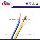 Nylon Coated изолированный PVC провод Thhn