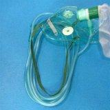Zuurstofmasker niet-Rebreathing voor Medisch Groen Gebruik (, Volwassene die met Buizenstelsel wordt verlengd)