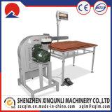 1.5kw machine de remplissage rapide de coton de l'éponge pp avec l'échelle