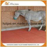 Горячим рециркулированная сбыванием циновка лошади резиновый настила стабилизированная