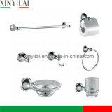 Alliage de zinc chromé ensemble de la salle de bains avec un style classique