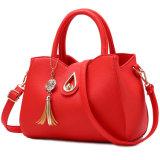 De Handtas van de Schouder van het Leer van de Vrouwen Pu van dame Clutch Sling Tote Bag Manier
