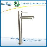 Taraud d'eau sanitaire de salle de bains d'articles d'acier inoxydable de qualité