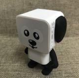 Modelo novo! Altofalante sem fio de Portbable Bluetooth do cão esperto da dança mini