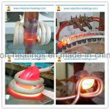銅管の溶接の高周波誘導加熱機械