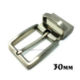 Alliage de zinc métal de haute qualité réversible broche boucle la boucle de ceinture pour les courroies de chaussures du vêtement Robe de sacs à main (XWS-ZD575, ZD001--ZD003)