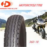 Motorrad zerteilt Motorrad-Reifen für Venezuela/Brasilien 360-18