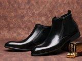 La Chine de gros de vendre la mode de démarrage à chaud Hommes Bottes en cuir véritable
