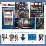 Produção personalizadas da máquina de moldagem da placa de plástico