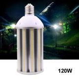 158lm/W UL della lampadina del cereale della lampada E40 100W LED del cereale della via LED100W con il Ce RoHS dell'UL TUV
