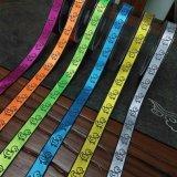 방아끈 결박을%s 형식 자카드 직물 가죽 끈 또는 단화 또는 의복 또는 가정 직물 또는 부대