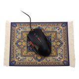 型のペルシャコンピュータの賭博ボヘミアのための様式によって編まれる敷物のマウスパッドのカーペットマウスマットのオフィスのツールのギフトマウスマットのパッド
