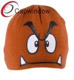 子供または子供のためのジャカードが付いているカスタム極度のメリー帽子の帽子