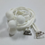 Мода эластичные бюстгальтер невидимый Pompom плечевой ремень привода вспомогательного оборудования одежды